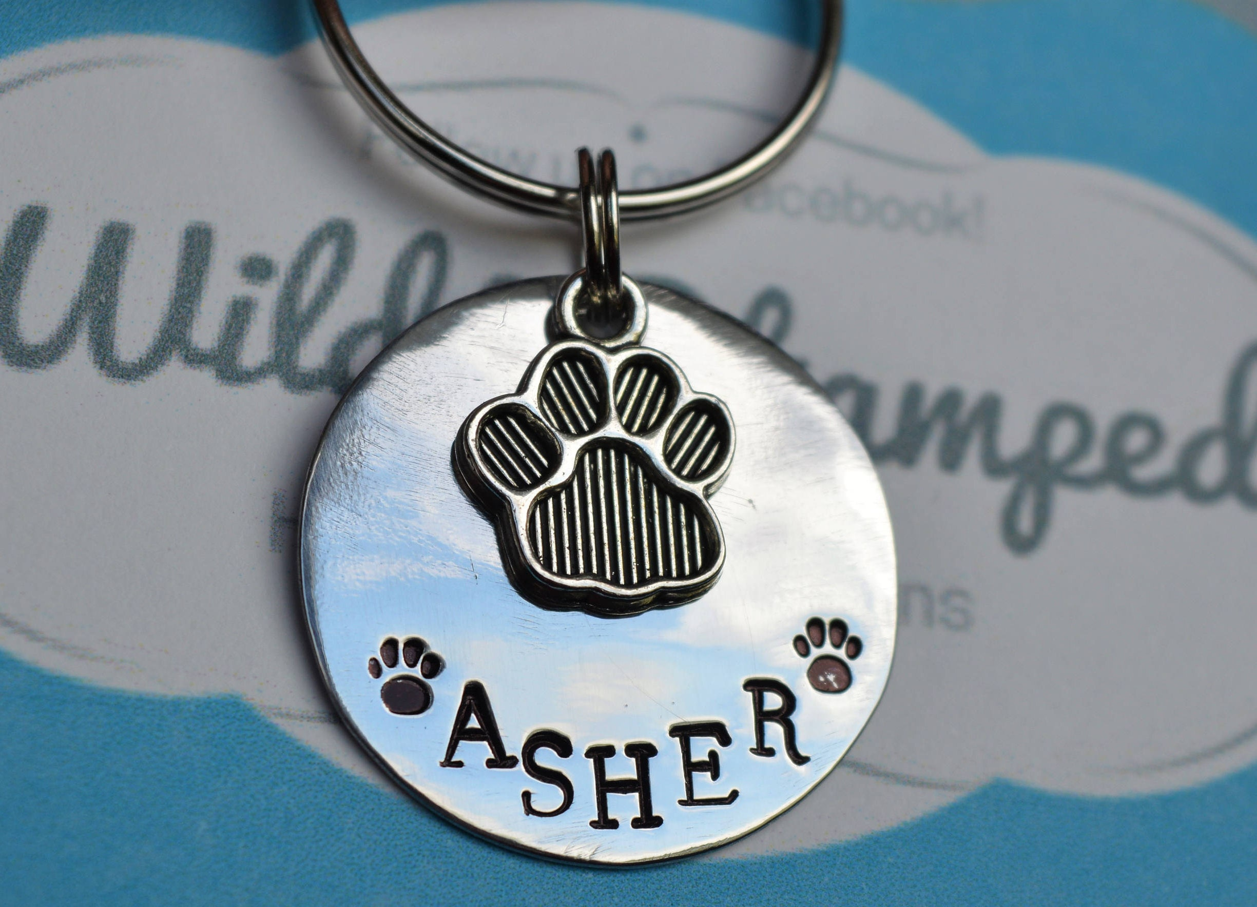 dog id tag pet tags personalized dog tag custom dog tags. Black Bedroom Furniture Sets. Home Design Ideas