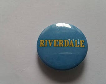 Riverdale logo badge