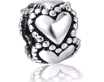 Authentic Pandora Everlasting Love Charm