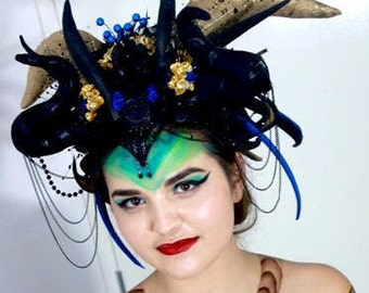 Fantasy wild thing Headpiece / Headdress