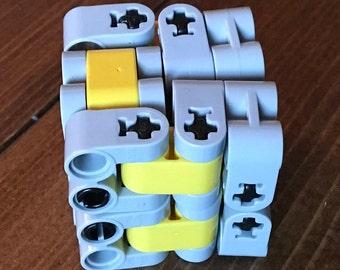LEGO Fidget Cube - Original Yellow