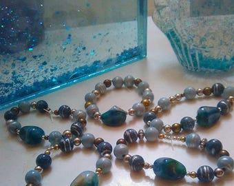 Beautiful crystal stone bracelet