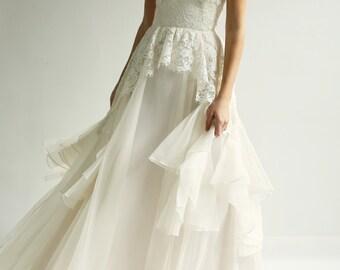 sample sale -Marlena Wedding Dress--Sample-