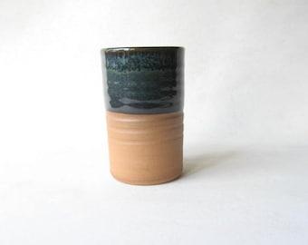 Pottery Tumbler 10 oz