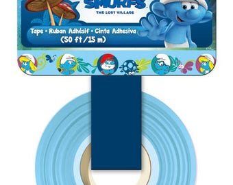 Smurfs 3 Washi Tape (SC9418)