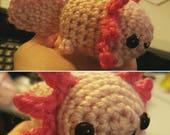 Custom Order for Toni H-D - Two Axolotls