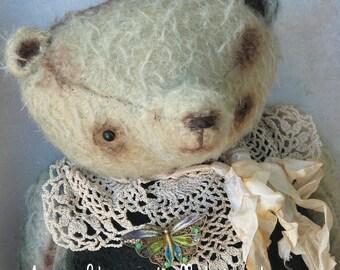 Angel the Bear by Woollybuttbears