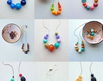 necklace of the month club - 3 month subscription