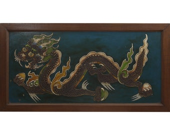 Painting of Dragon