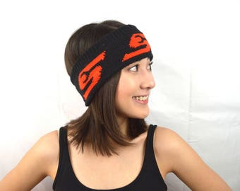 Vintage Winter Ear Warmer Ski Headband