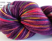 Cosmic Parade - Pixel Yarn - Infinity - Limited Edition Sock Yarn - 2 Ply SW Merino/Nylon