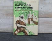 1964 Cape Cod Adventure Book, Weekly Reader Children's Book Club, Vintage Children's Book
