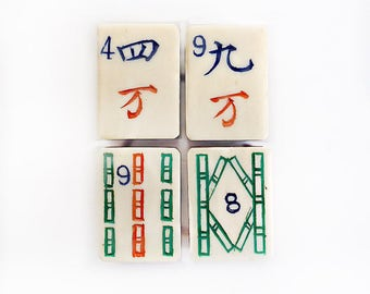 Four Mahjong Tiles, Dovetail
