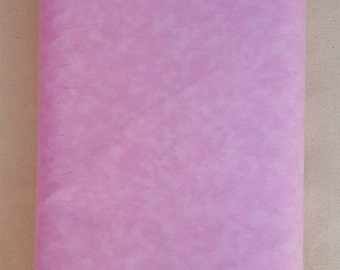 "Pink Blender 108"" wide back 100% cotton fabric"