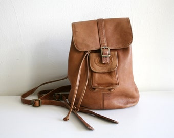 Cottier Leather Backpack