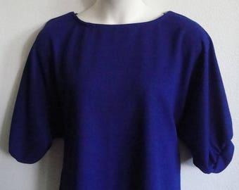 XS -2X - Post Surgery Shirt - Shoulder- Mastectomy- Breast Cancer / Adaptive Clothing - Hospice, Seniors, Stroke/ Breastfeeding -Style Libby