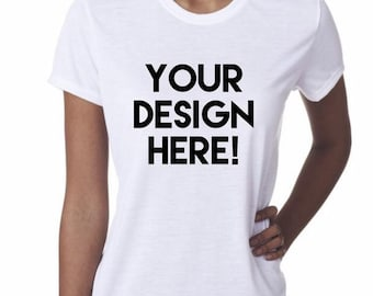 Custom Screen Printed T-Shirts for Businesses, Schools, Events, and more!