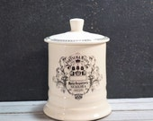 Fortnum and Mason Covered Crock
