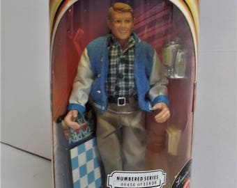 Vintage Happy Days Richie action figure doll NOS Ron Howard