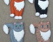 Persian Cat Ornament