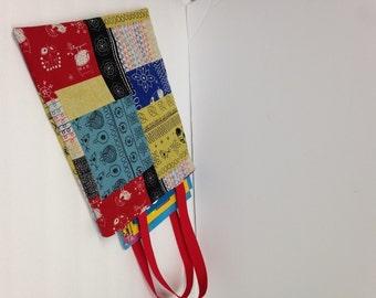 Kids School Book Tote Bag