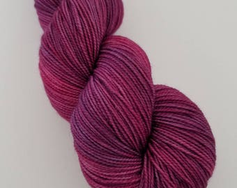 SPECIAL COLLABORATION, Spokane Falls, 80/20 Superwash Fingering Sock Weight