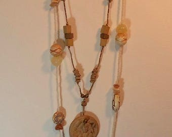 Mother Earth Necklace Set
