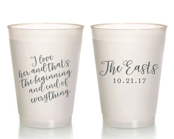 Great Gatsby Cups Wedding Cups Party Cups Cup Wedding