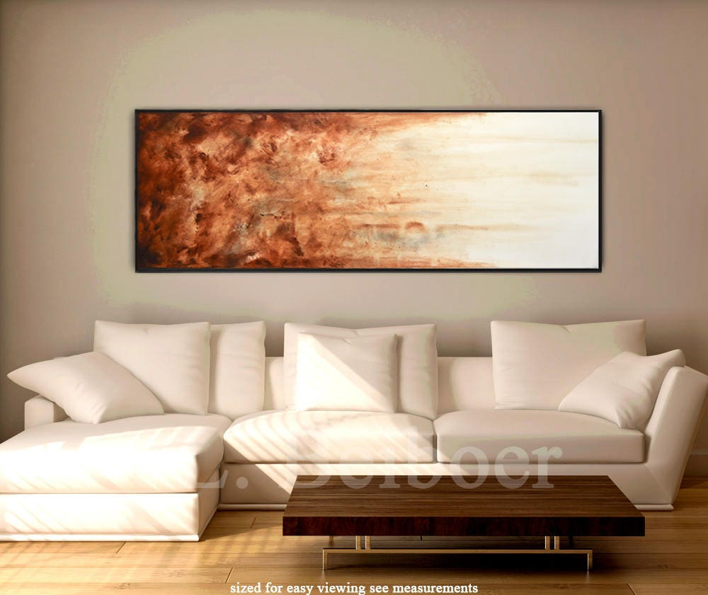 Living Room Oil Paintings Large Oil Painting Etsy