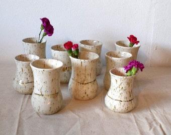 Flower Vase/Vase/Bud Vase/Small Flower Vase/Unique Flower Vase/ Great Pictures