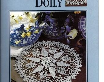Snowflake Doily Thread Crochet Pattern Leisure Arts 83035