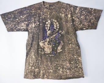 Hare Krishna/ India Clothing/ Boho T Shirt/ Hindu God/ Grunge T Shirt/ Vishnu/ Buddha Tshirt/ Krishna/ Ganesha/ Hippie T Shirt/ Hindu/ Hamsa