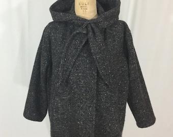 Irish tweed coat | Etsy