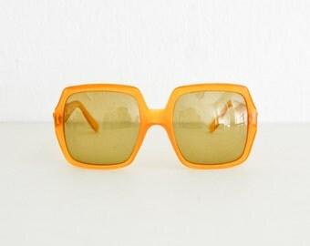 Polaroid eyeglasses, oversized glasses, 60s eyewear, Iris Apfel glasses, oversized glasses 60s, nerd eyeglasses