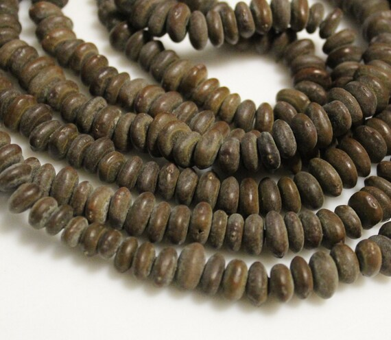 Natural seed beads from africa ethnic beads jewelry for Natural seeds for jewelry making