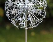 Allium Stem - silver
