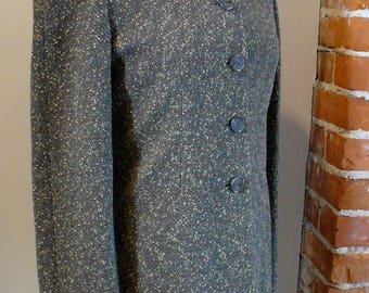Vintage Krizia Made in Italy Boucle Jacket