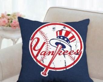 New York Yankees Designer Pillow