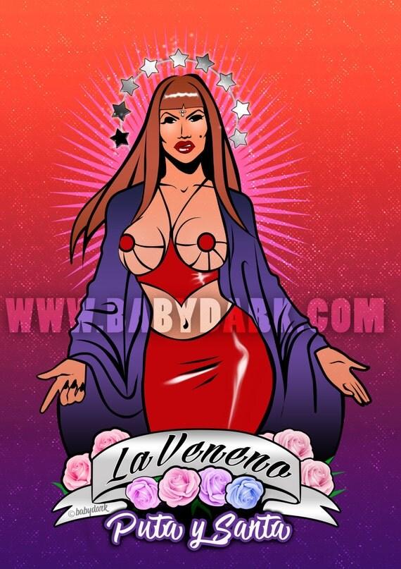 La Veneno tributo- Cristina La Veneno, Puta y Santa