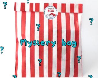 Mystery bag, goodie bag, lucky dip, jewellery, cute gifts, cute mystery bag, cute lucky bag, mystery goodie bag, handmade gifts