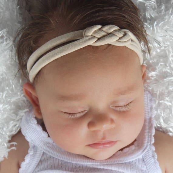 Baby Headband, Baby Headband Knot, Baby Headband, Baby Girl Headband, Knot Headband, Braid Headband, Infant Headbands