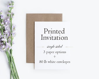 Invitation Printing Services, Wedding Invitation Printing, Event Invitation Printing, Professional Digital Printing, Invitation Printing