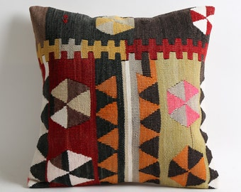 accent pillow, housewares, home and living, vintage pillow, kilim pillow, throw pillows, ethnic pillow, turkish pillow, traditional pillow