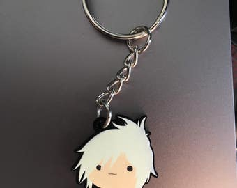 1.5'' League of Legends Chibi Riven Acrylic Phone Charm or Keychain