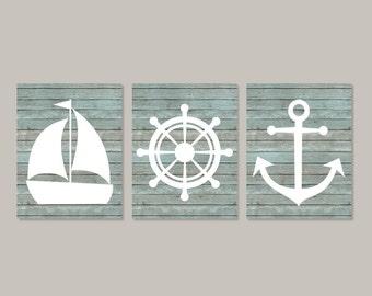 Nautical wall decor | Etsy