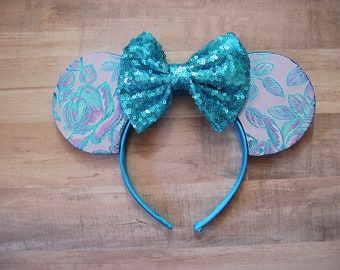 Sequin Bow Ears