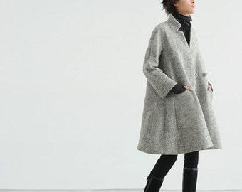 Swing coat | Etsy