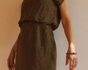 FOREST dress: simple with short skirt