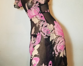 FREE  SHIPPING  Betsey  Johnson Maxi
