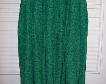 Skirt, Silkey Skirt, Maxi Dressy Skirt, Chaus Maxi Skirt, Size 8 or Small see details